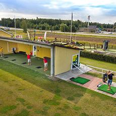 Golfranch på Hälla Golf i Västerås. Foto: Pressbild