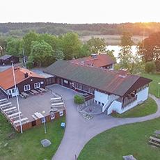 Vy över Björnögården från ovan. pressbild.