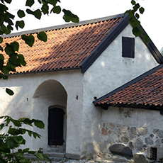 Probanhuset i Västerås. Fotograf: Linda Heplinger