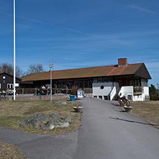 Bilden visar Björnögården på Björnö. Fotograf: Mostphotos.