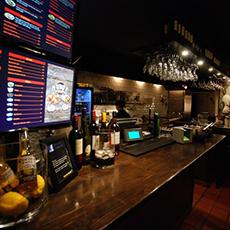 Visar baren inne på Tacobar. Foto: Pressbild