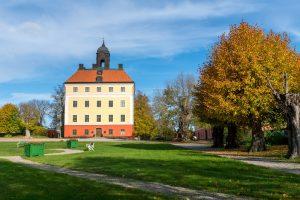Engsö slott utanför Västerås. Foto Mostphotos