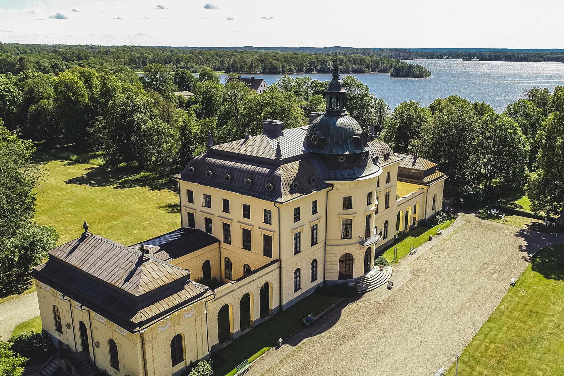 Ett slott i Linköping