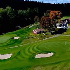 Vy över Köping Golfbana. Foto: Pressbild