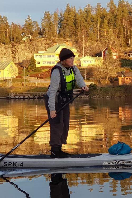 Malin Andersson Verksamhetschef Eko Museum Bergslagen. Fotograf: Pressbild