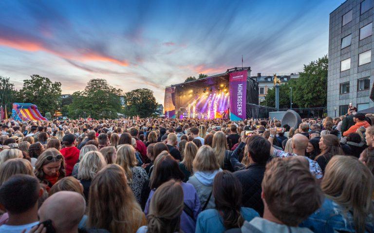 Västerås Cityfestival. Foto: AvigPhoto