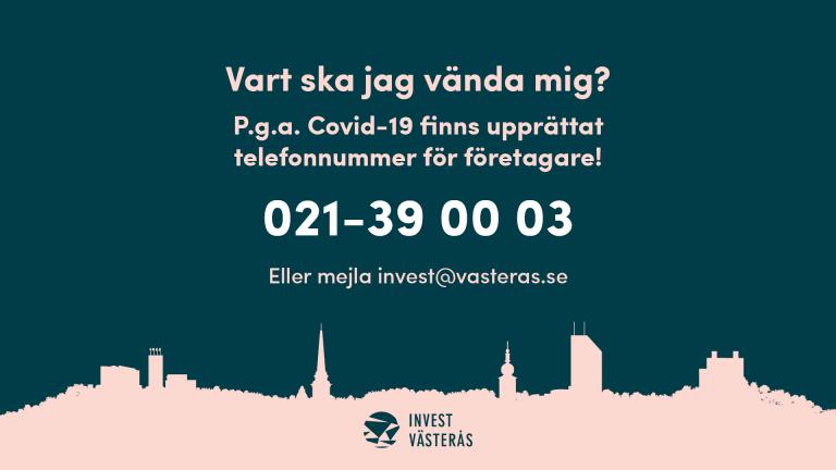 Invest telefonnummer