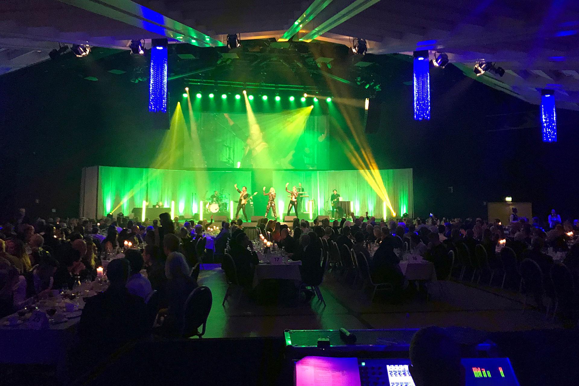 Event Group i Västerås. Fotograf: Pressbild