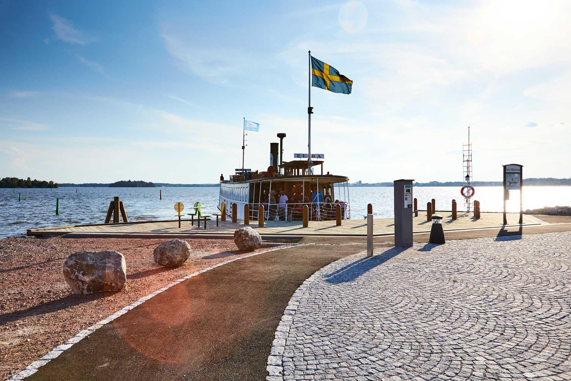 Elbabåden i Västerås. Fotograf: BildeN