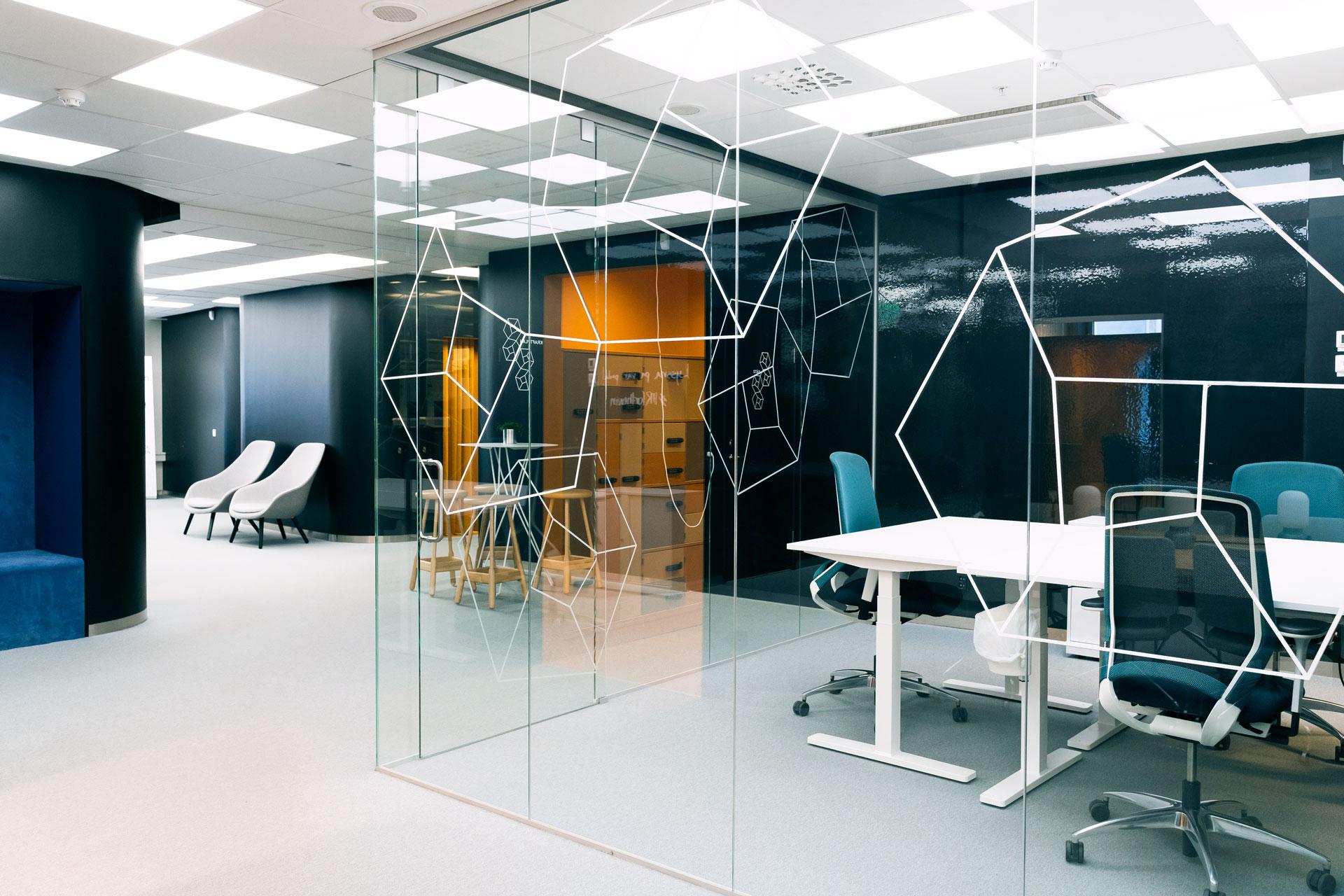 Coworking medlemskap Fixed Room hos expectrum i Västerås. Fotograf: Matilda Hildingsson
